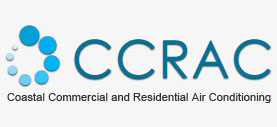 Coastal Commercial and Residential Air Conditioning Logo