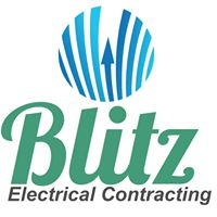 Blitz Electrical Contracting Logo