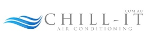 Chill-It Air Conditioning Logo