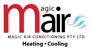 Magic Air Conditioning Logo