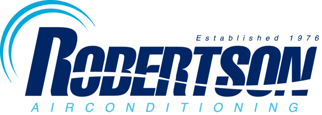 Robertson Air Conditioning Logo